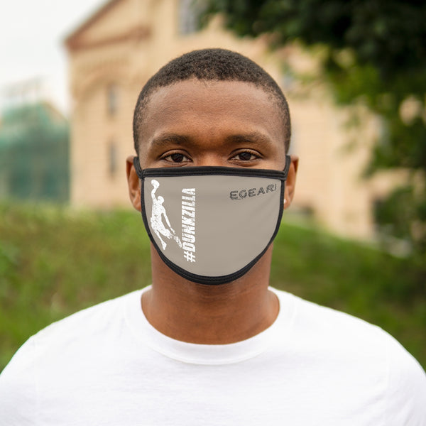 #DUNKZILLA Mixed-Fabric Face Mask