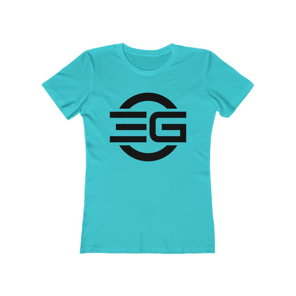 E-Gear Women's The Boyfriend Tee