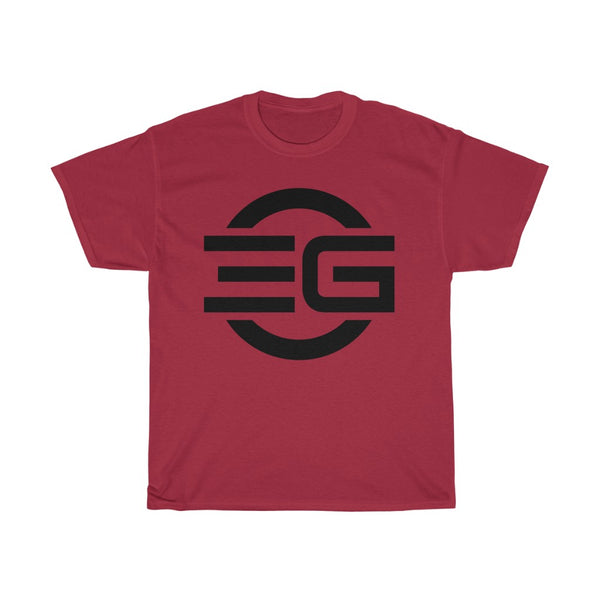 E-Gear Unisex Heavy Cotton Tee