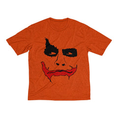 Joker Why So Serious Men's Heather Dri-Fit Tee