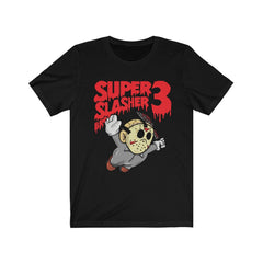 Super Slasher 3 Unisex Jersey Short Sleeve Tee