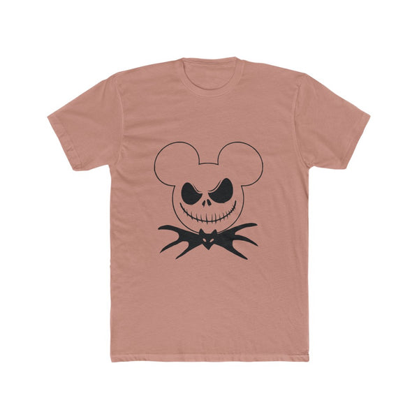 Jack Mickey Men's Cotton Crew Tee