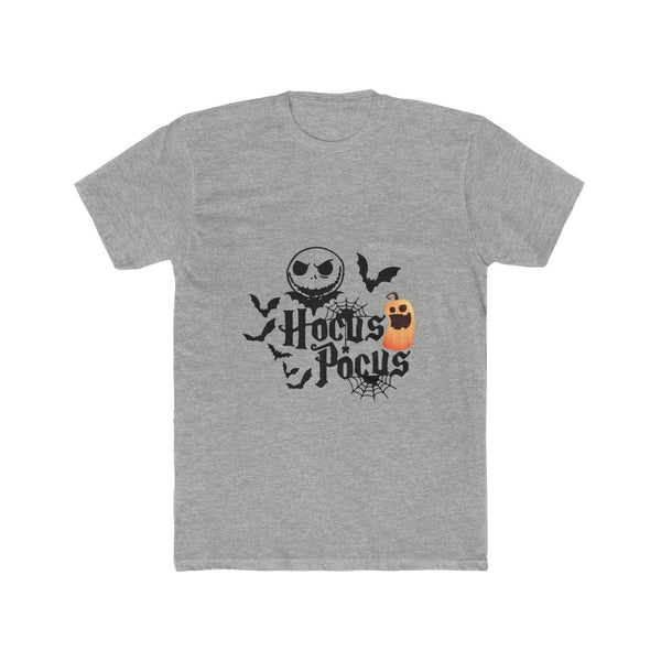 Hocus Pocus  Nightmare Before Christmas Men's Cotton Crew Tee