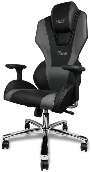 E-Blue Mazer EEC304BK Suede & PU made Gaming Chair