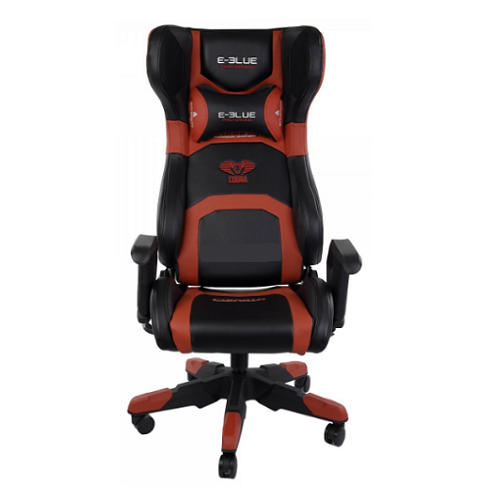 E-Blue Cobra Bluetooth EEC310RE Gaming Chair (Built in Bluetooth speaker)