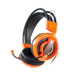 E-Blue Cobra HS EHS013OG Entry level gaming headset