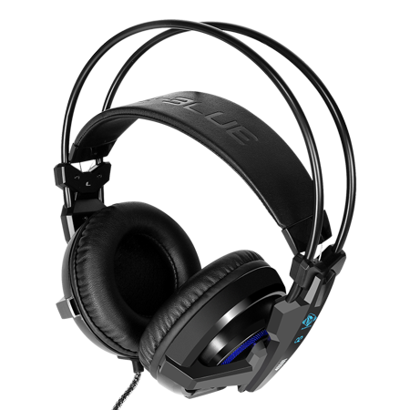 E-Blue Auroza  7.1 EHS950BK Vibrating gaming headset