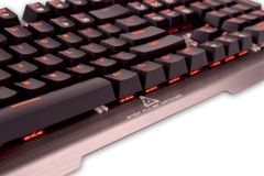 E-Blue IP68 Spill-proof & Dust-proof Backlighting EKM770BK Mechanical gaming keyboard