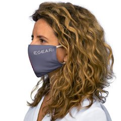 Toxic Crisis Snug-Fit Polyester Face Mask
