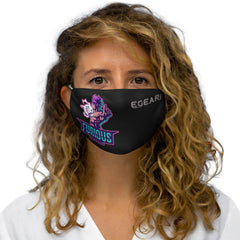 Furious Fighter Snug-Fit Polyester Face Mask