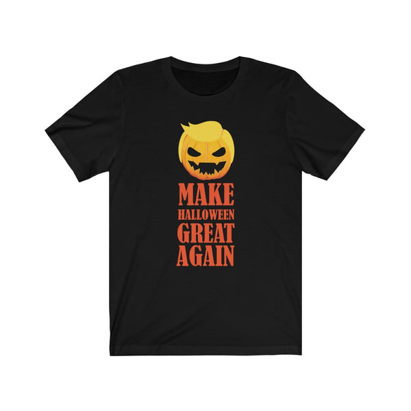 Unisex Make Halloween Great Again Jersey Short Sleeve Tee