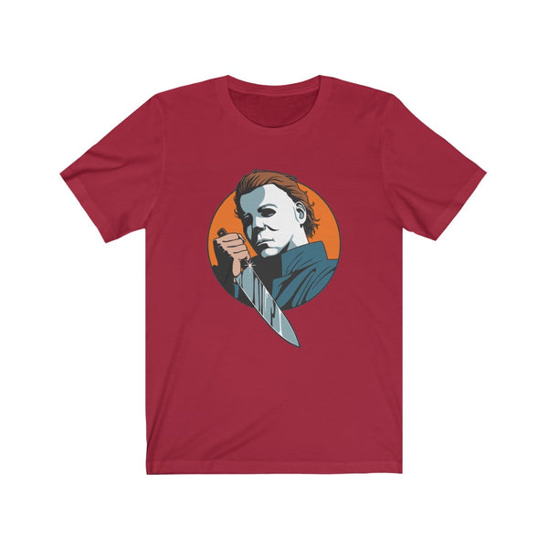 Michael Myers Slay All Day Unisex Jersey Short Sleeve Tee
