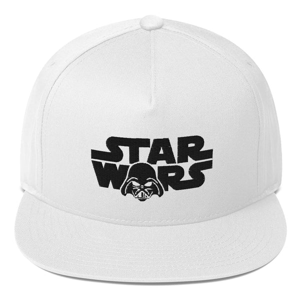 STAR WARS Darth Vader Flat Bill Cap