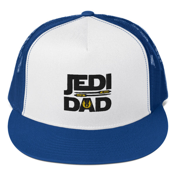 JEDI DAD Trucker Cap
