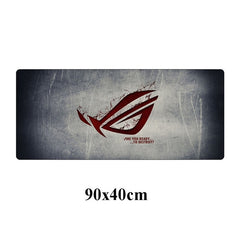ASUS ROG full desktop coverage mouse pad