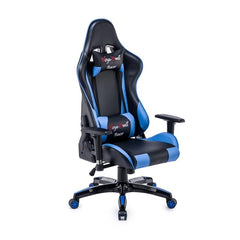Ehomebuy Gaming Chair Office Chair High Back Racing Chair Reclining Ergonomic Adjustable Swivel Task Chair with Headrest