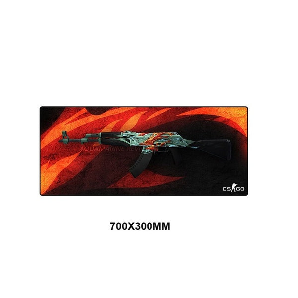 Strong and durable and high-quality CS GO gaming mouse pad