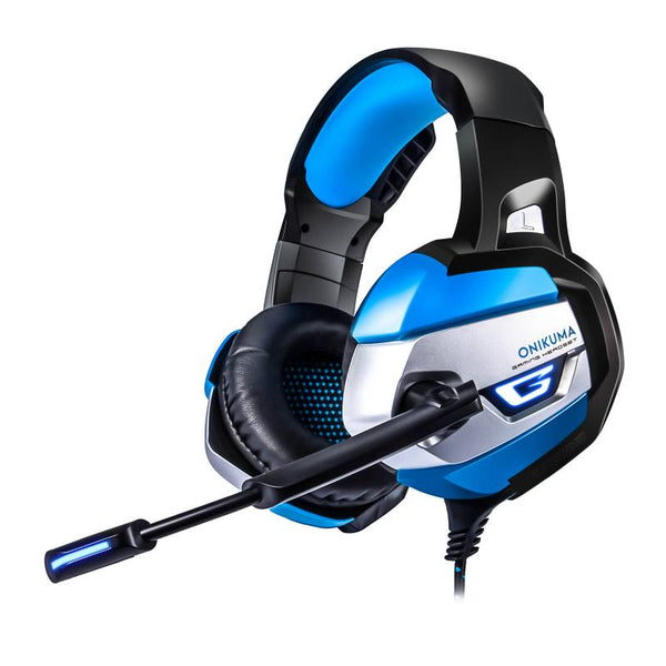 EDAL Wired Gaming Headsets Active Noise Reduction Headphone For PS4/ XBOX ONE /Computer Headset Gaming Headphones