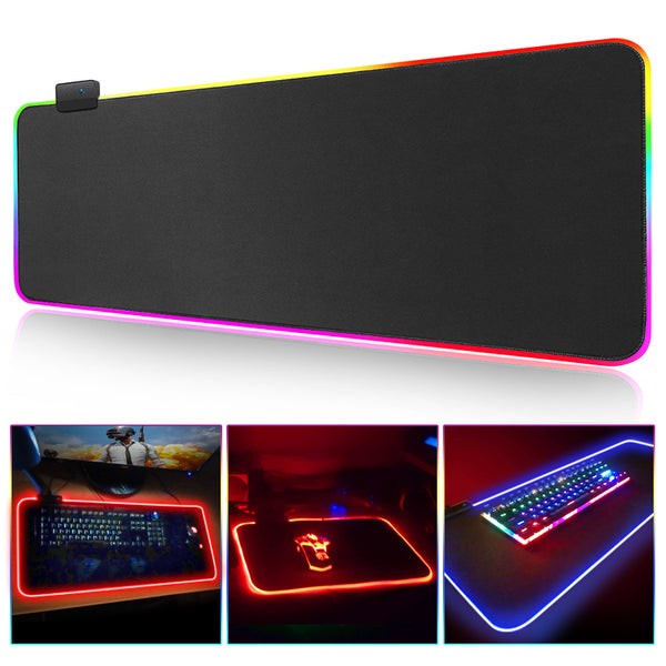 RGB Gaming Mousepad for Gamer