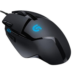 Logitech G402 Hyperion Fury FPS Gaming Mouse 4000 DPI Wired Optical Mouse Professional gaming mice for Windows XP/Vista/7/8/10