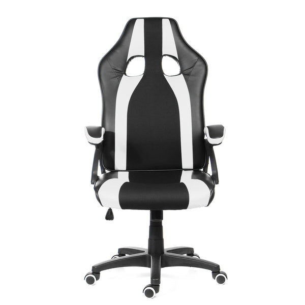 Adjustable Leather Office Chair Gaming Chair Swivel Reclining Chair