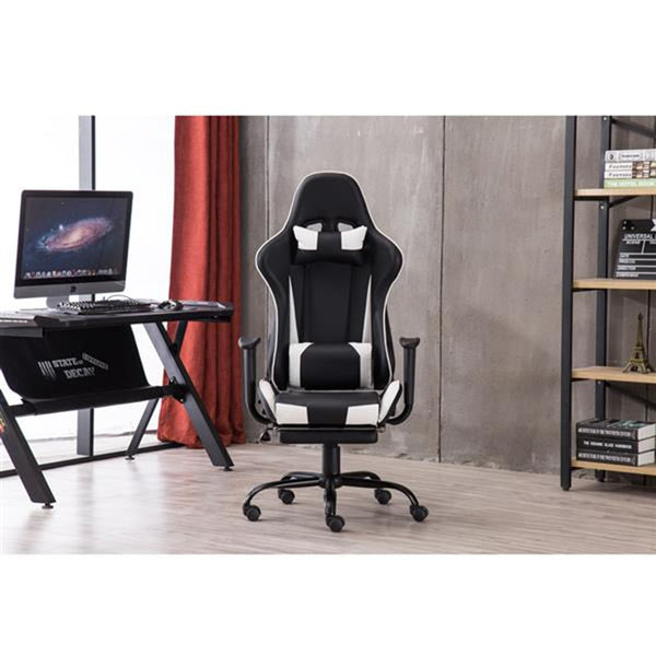 High Back Swivel Chair Racing Gaming Chair