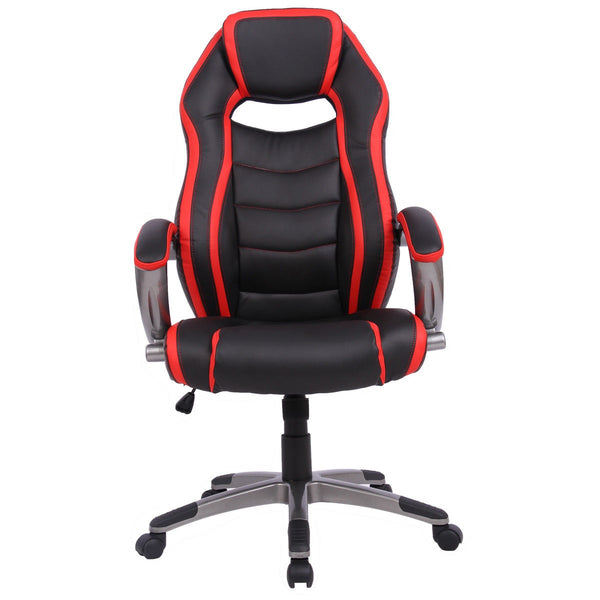 Giantex Racing Car Style High Back Office Computer Chair Bucket Seat Desk Gaming Chair