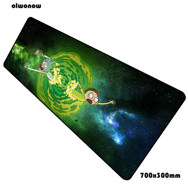 Rick and Morty Large 70x30cm Gaming Mousepad