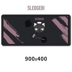 Rainbow Six Siege Large 900x400mm Gaming Mousepad