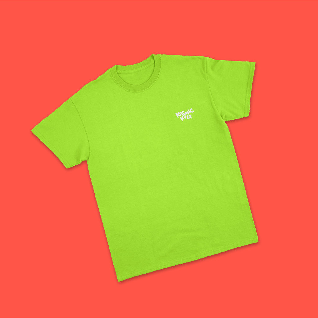 KosmicKult T-Shirt - Green