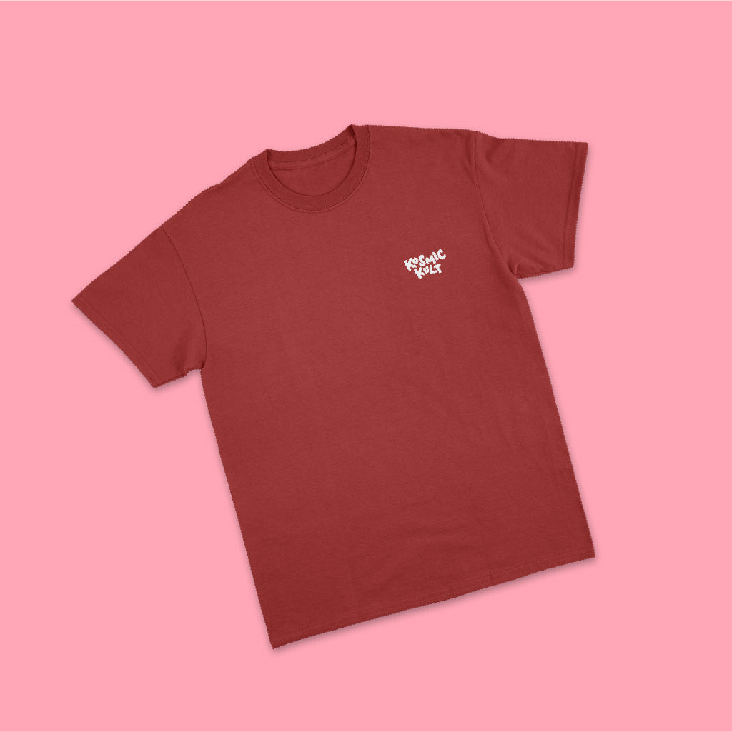 KosmicKult T-Shirt - Red