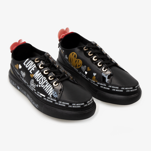 ACBC X LOVE MOSCHINO shoes