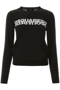Dsquared2 sweater with logo