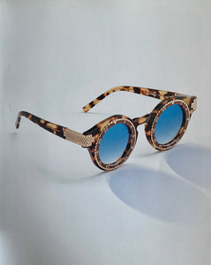 TIMESHADES Acetate collection Blue/ shaded