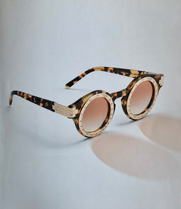 TIMESHADES Acetate collection Gold/ Shaded