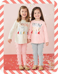 MUD PIE SNOW CUTE  TUNIC