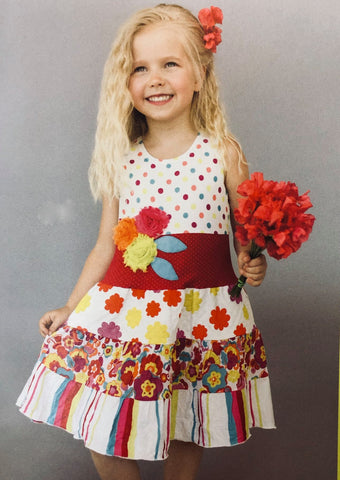 ZAZA POPPY DRESS