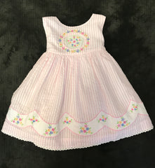 COTTON KIDS BUNNY DRESS