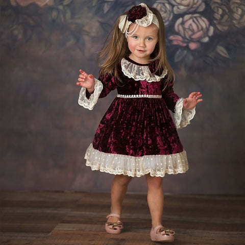 Frilly Frocks Victoria Dress