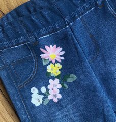 MAYORAL INFANT GIRLS JEANS
