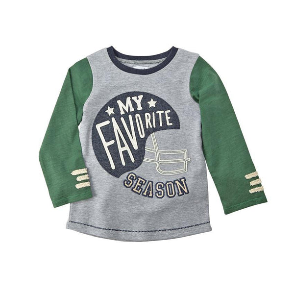 MUD PIE 'MY FAVORITE SEASON' T-SHIRT