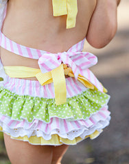 PRETTY PASTEL SUNSUIT