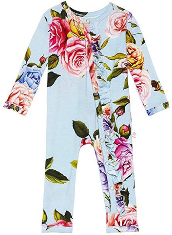 COUNTRY ROSE  BAMBOO INFANT ROMPER
