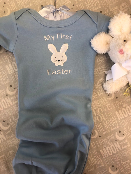 MY FIRST EASTER BUNNY GOWN