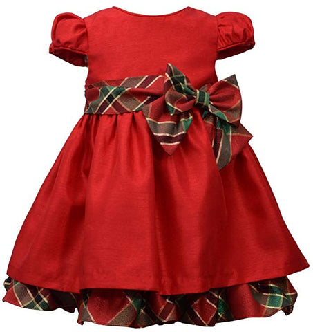 Red Infant HolidayDress