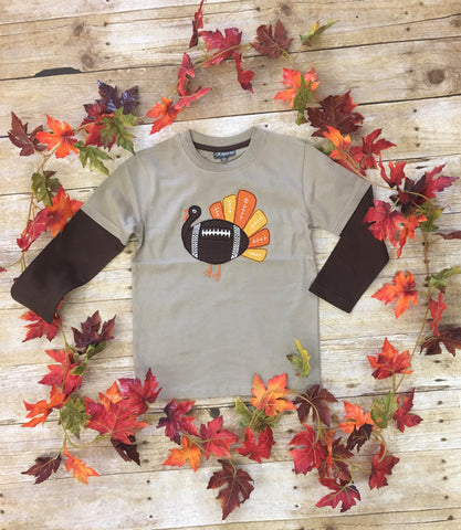 THANKSGIVING / FOOTBALL TEE