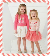 MUD PIE HOT PINK TUTU