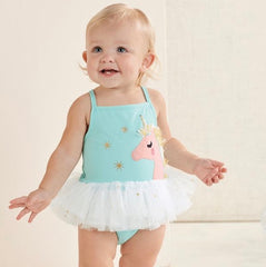 MUD PIE UNICORN SWIMSUIT