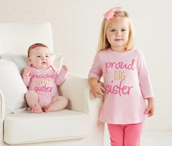 MUD PIE PROUD BIG SISTER TUNIC