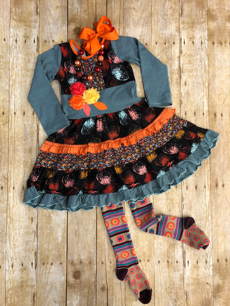 ZAZA FALL DRESS